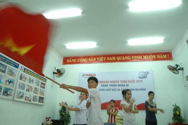 Những hình ảnh thiện nguyện đầy ý nghĩa của Y-Riders tại Đà Nẵng - Ảnh 9.