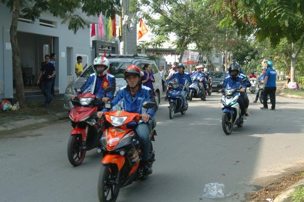 Những hình ảnh thiện nguyện đầy ý nghĩa của Y-Riders tại Đà Nẵng - Ảnh 7.