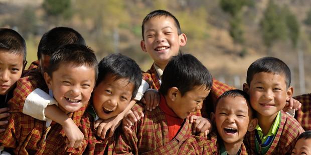 Bài diễn thuyết gây chấn động của thủ tướng Bhutan - quốc gia hạnh phúc nhất thế giới - Ảnh 3.
