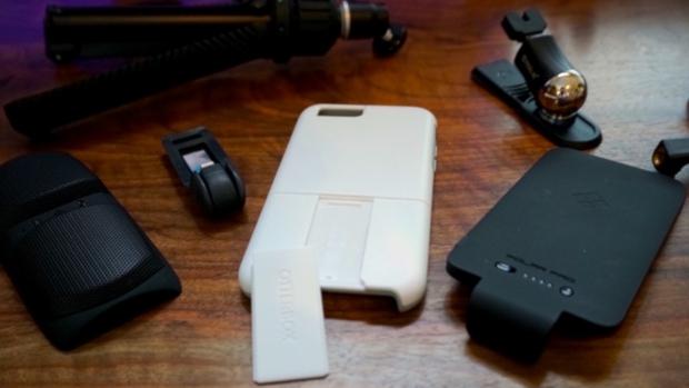 Chiếc ốp lưng xếp hình thêm một đống tính năng cho iPhone - Ảnh 2.