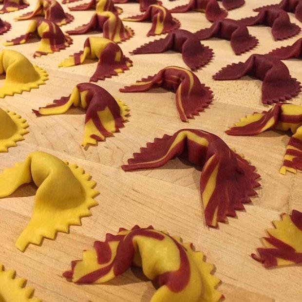 Bảo tàng pasta đẹp như tranh vẽ của chàng họa sĩ tài ba - Ảnh 13.