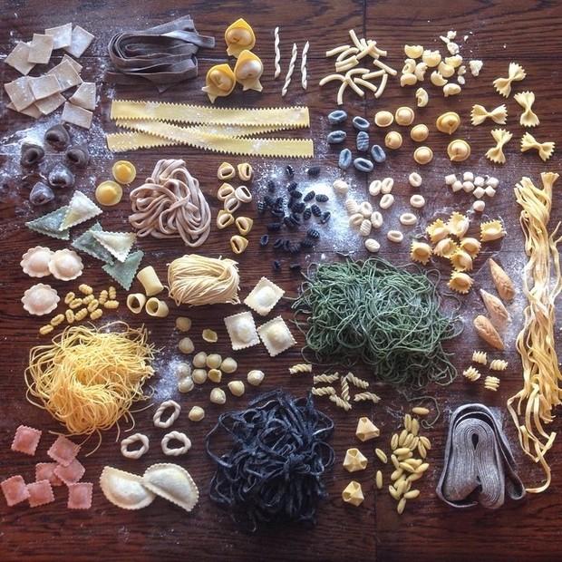 Bảo tàng pasta đẹp như tranh vẽ của chàng họa sĩ tài ba - Ảnh 1.