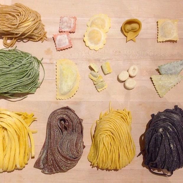 Bảo tàng pasta đẹp như tranh vẽ của chàng họa sĩ tài ba - Ảnh 2.