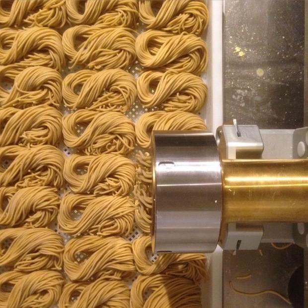 Bảo tàng pasta đẹp như tranh vẽ của chàng họa sĩ tài ba - Ảnh 4.