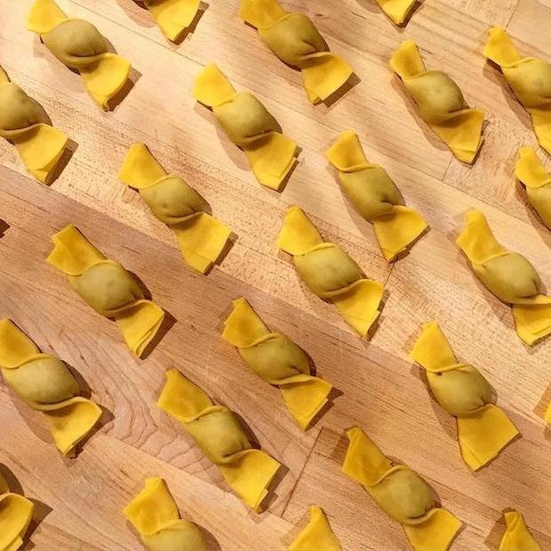 Bảo tàng pasta đẹp như tranh vẽ của chàng họa sĩ tài ba - Ảnh 7.