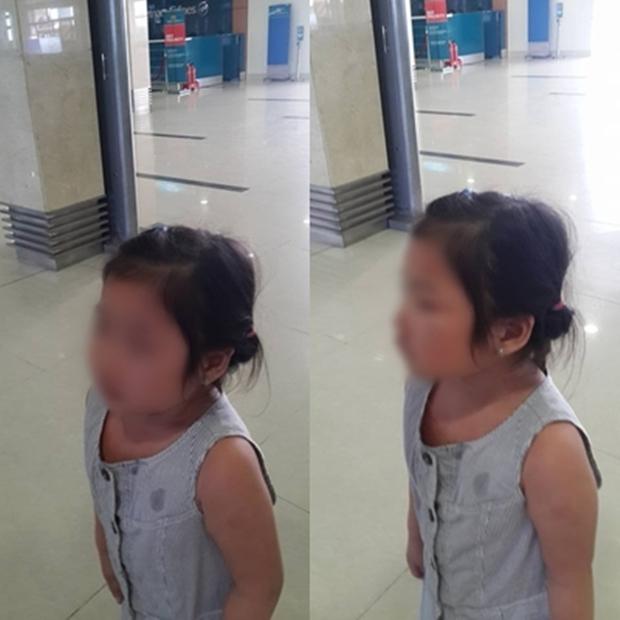 Có hay không việc mẹ đẻ dửng dưng nhìn con gái bị đánh đập, kéo lê tại sân bay Tân Sơn Nhất? - Ảnh 3.