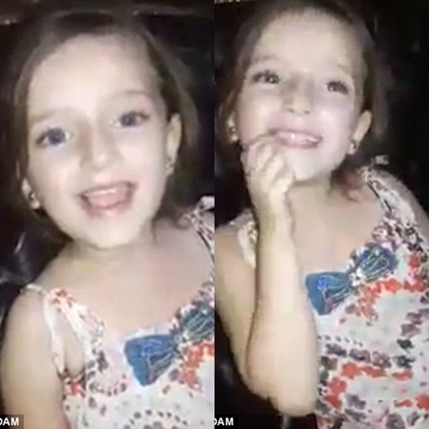 Trước khi bom nổ, cô bé Syria này vẫn say sưa ca hát đầy hạnh phúc - Ảnh 5.