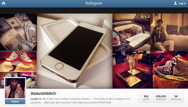 10 con nhà giàu nổi tiếng nhất Instagram vì độ chịu chơi và tài sản khổng lồ  - Ảnh 18.