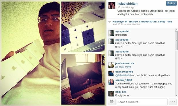 10 con nhà giàu nổi tiếng nhất Instagram vì độ chịu chơi và tài sản khổng lồ  - Ảnh 15.