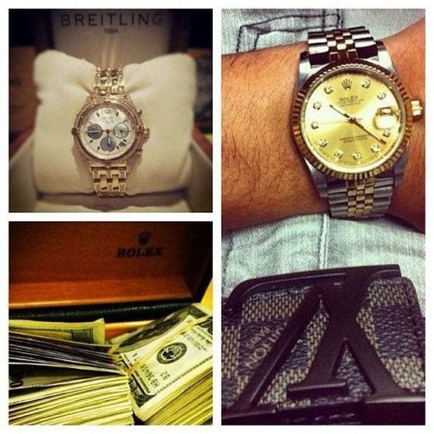 10 con nhà giàu nổi tiếng nhất Instagram vì độ chịu chơi và tài sản khổng lồ  - Ảnh 16.