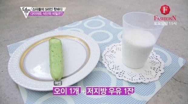 Những sao nữ Hàn giảm cân thần tốc thành công và đây là chế độ ăn ít ỏi đến đáng thương của họ - Ảnh 9.