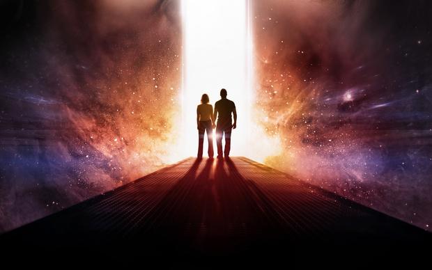 Có một loại tình yêu trong Passengers, khi người ta tìm thấy nhau giữa nơi tuyệt vọng - Ảnh 1.
