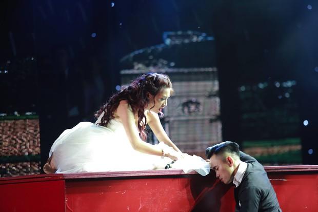 Hoán đổi: Huỳnh Anh vừa thư sinh, vừa cơ bắp đốn tim khán giả - Ảnh 9.