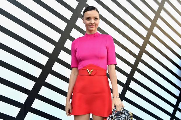 Phạm Băng Băng & Miranda Kerr: Cuộc chiến nhan sắc lẫn phong cách tại show Louis Vuitton - Ảnh 9.