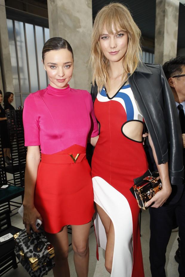 Phạm Băng Băng & Miranda Kerr: Cuộc chiến nhan sắc lẫn phong cách tại show Louis Vuitton - Ảnh 10.