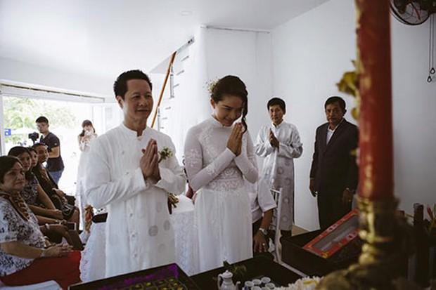 Đám cưới trên trời rơi xuống của những sao Việt này đều khiến fan ngã ngửa vì bất ngờ - Ảnh 4.