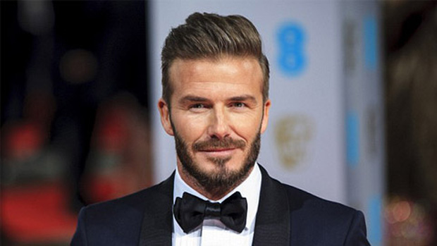 David Beckham, quý ông bóng đá thực thụ - Ảnh 1.