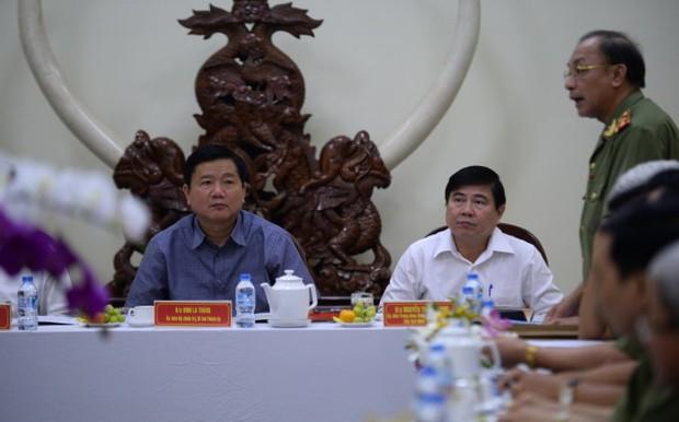Ông Đinh La Thăng chỉ đạo gắn camera đồng bộ, gom người ăn xin - Ảnh 1.