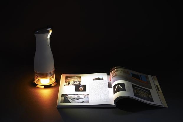 Trang trí nhà cửa lung linh với cây đèn nến đầu tiên trên thế giới - Ảnh 5.