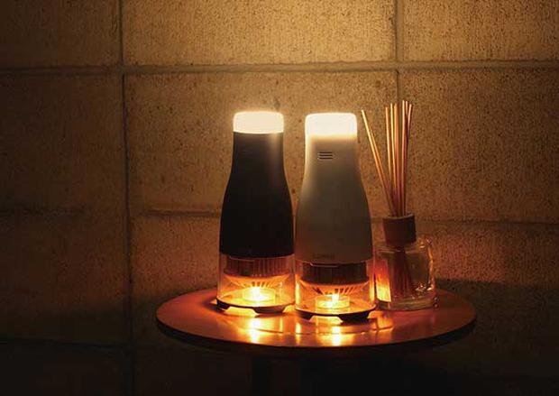 Trang trí nhà cửa lung linh với cây đèn nến đầu tiên trên thế giới - Ảnh 8.