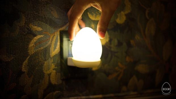 Tô điểm nhà xinh với những trái đèn trứng phát sáng lung linh - Ảnh 3.