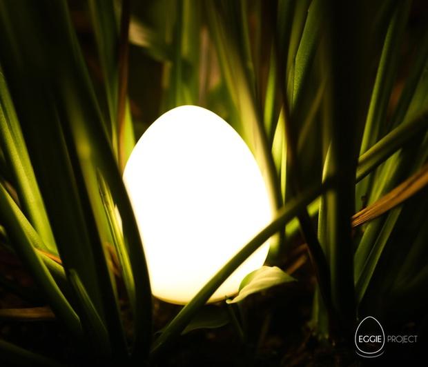 Tô điểm nhà xinh với những trái đèn trứng phát sáng lung linh - Ảnh 4.