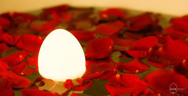 Tô điểm nhà xinh với những trái đèn trứng phát sáng lung linh - Ảnh 5.