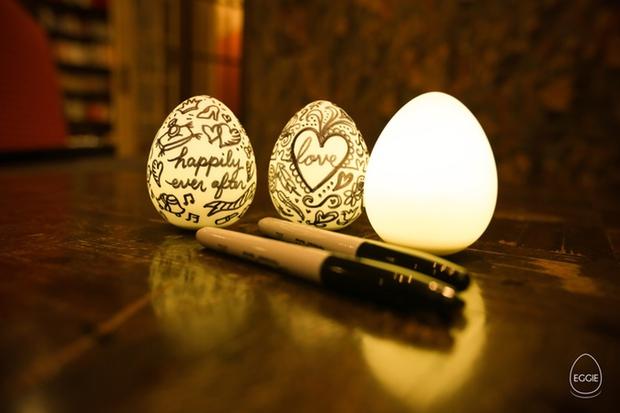 Tô điểm nhà xinh với những trái đèn trứng phát sáng lung linh - Ảnh 7.