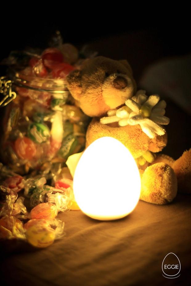 Tô điểm nhà xinh với những trái đèn trứng phát sáng lung linh - Ảnh 8.