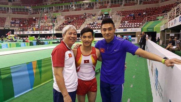 Hot boy TDDC Phước Hưng giành vé dự Olympic 2016 - Ảnh 1.