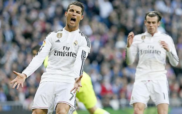 Gareth Bale lần đầu bất mí về chuyện hục hặc với Ronaldo - Ảnh 1.