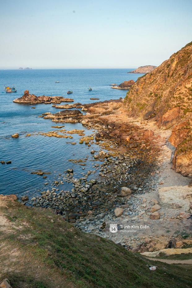 Hãy đến Eo Gió hè này để tận mắt nhìn tuyệt tác thiên nhiên ngay giữa Việt Nam mình - Ảnh 6.