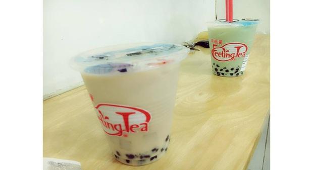 6 trên 8 cửa hàng Feeling Tea bị kiểm tra dùng nguyên liệu không rõ xuất xứ - Ảnh 1.