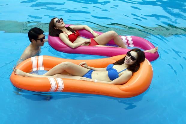 Tận hưởng mùa hè bên sóng nước với chiếc võng thần kỳ - Ảnh 3.