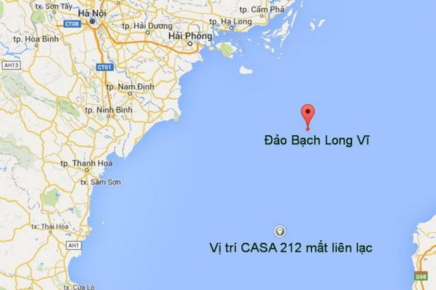 Đã đưa thi thể phi công Trần Quang Khải vào bờ - Ảnh 7.
