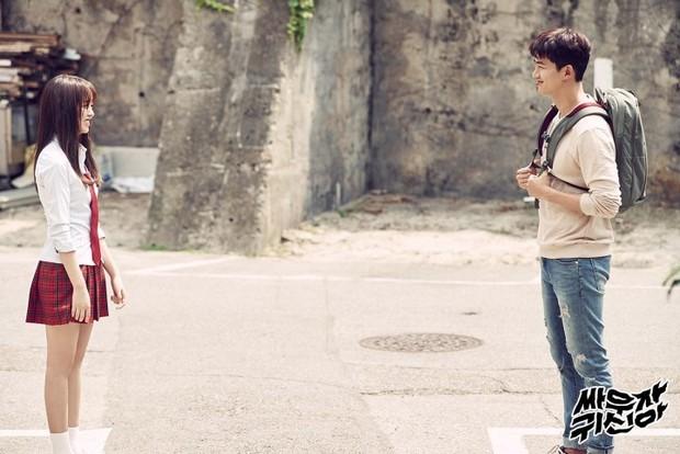 Ma nữ Kim So Hyun và pháp sư 2PM Taecyeon cực đẹp đôi - Ảnh 1.