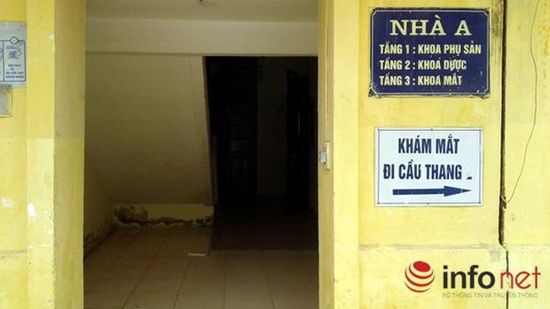 Công an đang xác minh nghi vấn bé sơ sinh được cho đi ở Bệnh viện E Hà Nội - Ảnh 1.