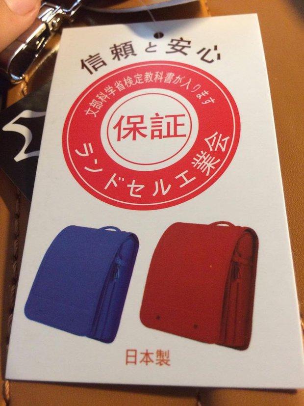 Một phụ nữ Việt bóc mẽ cặp chống gù gắn mác Made in Japan, giá gần 2 triệu đồng chỉ là đồ rởm! - Ảnh 5.