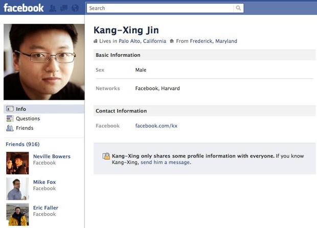Đây là những tài khoản đầu tiên có mặt trên Facebook - Ảnh 5.