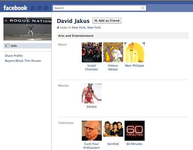 Đây là những tài khoản đầu tiên có mặt trên Facebook - Ảnh 3.