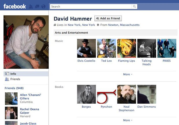 Đây là những tài khoản đầu tiên có mặt trên Facebook - Ảnh 2.