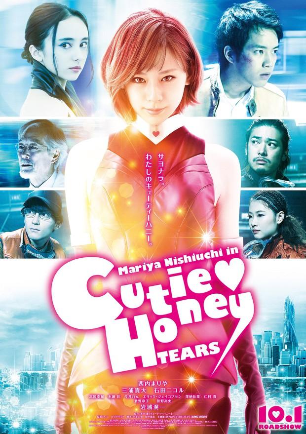 Hàng loạt live-action Nhật Bản ra mắt vào cuối năm nay - Ảnh 1.