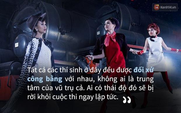 Vietnams Next Top Model năm nay có một host Thanh Hằng quá tuyệt vời! - Ảnh 14.