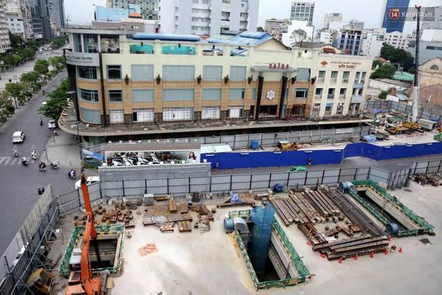 Ngày mai, Thương xá Tax ở trung tâm Sài Gòn chính thức bị đập bỏ để xây tòa nhà 40 tầng - Ảnh 1.