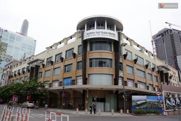 Ngày mai, Thương xá Tax ở trung tâm Sài Gòn chính thức bị đập bỏ để xây tòa nhà 40 tầng - Ảnh 2.