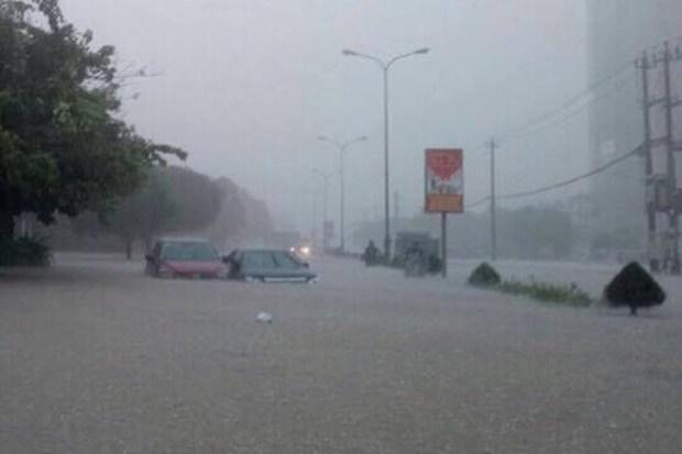 Quảng Bình: 8 người chết và mất tích, gần 27.000 hộ dân bị ngập do mưa lũ - Ảnh 1.