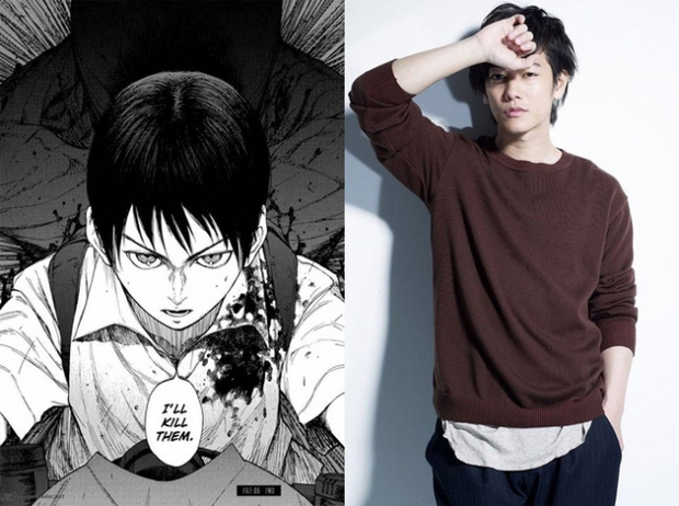 """Sau """"Lãng khách Kenshin"""", Sato Takeru trổ tài hành động trong live-action """"Ajin"""" - Ảnh 1."""