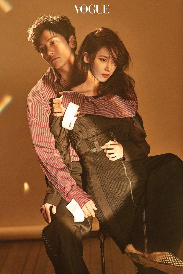 Ji Chang Wook lên tiếng về thông tin đang hẹn hò Yoona (SNSD) - Ảnh 2.