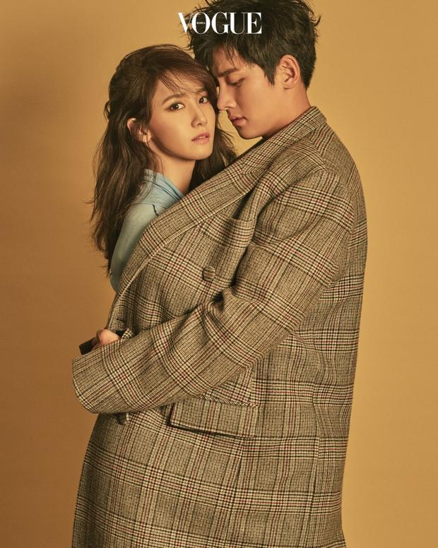 Ji Chang Wook lên tiếng về thông tin đang hẹn hò Yoona (SNSD) - Ảnh 1.