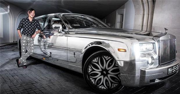 Ngỡ ngàng nhan sắc lệch pha của vợ chồng tỷ phú giàu nhất Macau - Ảnh 2.